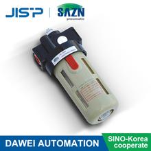 SAZN Pneumatic Automatic Oil Lubricator Air Filter Combination AL2000-BL4000