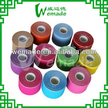Super adhesive CE/ FDA/ISO 5cmx5m Kinesiology Taping/sports tape