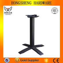 outdoor patio furniture used table legs cross table base A080
