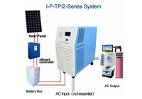 Home solar system 3kw off grid pure sine wave dc to ac inverter with charger
