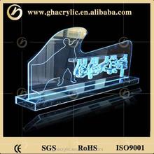 Personalizada escultura de hielo moldes para ceremonia de uso, acrílico escultura de hielo