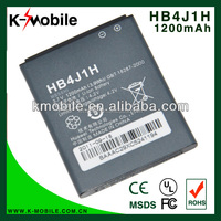Genuine Original HB4J1H HB4J1 Battery For Huawei Ascend Y100 IDEOS U8150 U8160 U8180 V845 C8500S