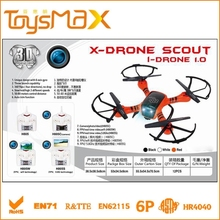 Best Gift wholesale long flight time 6 axis 2.4G drone rc helicopter with camera gyro