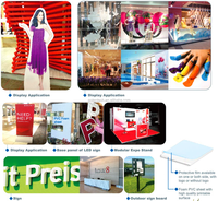 Optimum Printable PVC Free Foam Sheets for Advertising