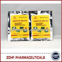 poultry deworms medicine manufacturer Tetramisole hcl water soluble Powder 10%