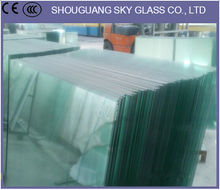 6mm Tempered Glass Reflective Price, Tempered Glass Pool Fence Panels