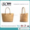 Japanese fashion straw beach bag handbag