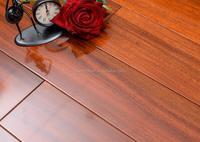 African tropical okan hardwood flooring