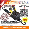 [EZ LOAD] Automatic Ratchet Cargo Lashing Belts for Motorcycle Trailer for www.amazon.com