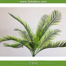 Fire Proof UV Proof Artificial Palm Tree Leaves