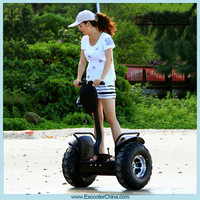 powerful 2 wheels auto balance petrol Electric motor scooter Kick scooter