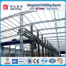 steel structure metal building roofing solutions