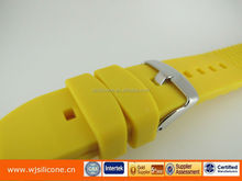 silicone watch colored band watches with ISO and Sedex report