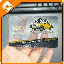 Free Design and Template Logo Branded Printing transparent inkjet pvc card