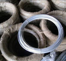 glvanized wire for bird cages /electro galvanized iron wire