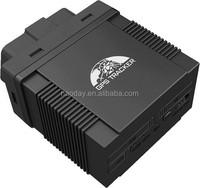 Coban Mini Car vehicle Plug & play OBD II 2 Realtime Anti-theft GSM GPRS GPS Tracker tracking system GPS306A 5M