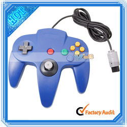 Blue Joystick Game Controller For N64 (VJ202BU)