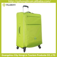 polycarbonate aluminum travel trolley luggage bag