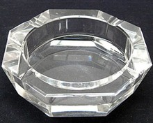 Cheap Promotional Crystal Ashtray Wholesale