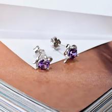 Promotional Jewelry 925 Sterling Silver Earring Stud,Silver Earring Elegant Earrings For Women