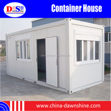 Cheap Container House, Prefab House for Office/Living/Toilet/Store/Hote, Mobile House