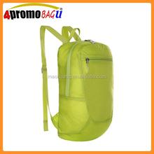 2015 Fashion ultralight folding bag fold up backpack