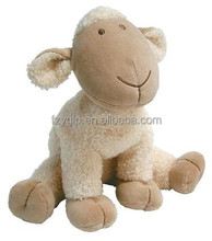 soft little sheep plush toy, lamb stuffed animal toys promotional gits