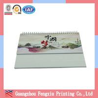 Print 2014 Desk Calendar Custom Insert Photo Calendar Printing In Chia