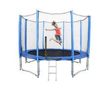 12ft Spring Trampoline with Net & Ladder