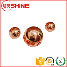 Electric Conductivity Instrumentation Hollow Copper Ball 300mm