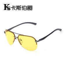 100 ewbjyj new aluminum-magnesium temples polarizing night-vision goggles night vision goggles night vision goggles driver mirro