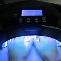 New fashion in 2015 led ccfl nail lamp 66w lampada ccfl nail for uv gel