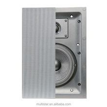 Edgeless 2 Way Super Sound Audio Music Steel Grille Magic Bass Magnet Fashion Box Speaker for Airport and Station Use