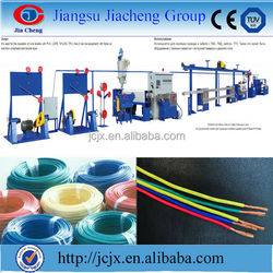 Cable extruding production line, elelctrical wire &cable making equipment