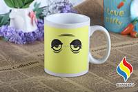 Ceramic Mug Decal Water Coat