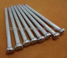 55#carbon steel concrete nail diamond point