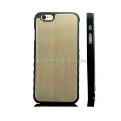 Hard plastic anti-radiation customized phone case,for phone 6