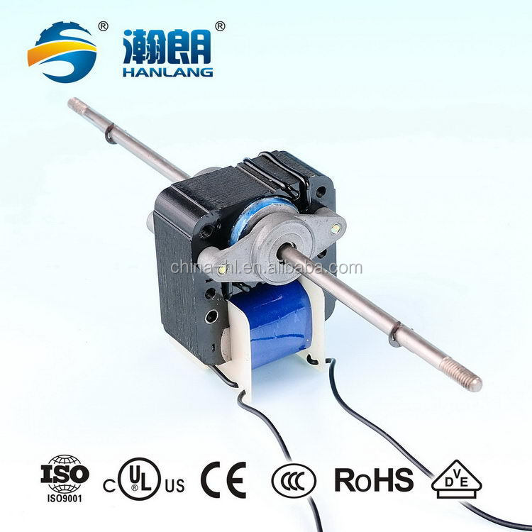 Quality new arrival halogen heater blower motor fan