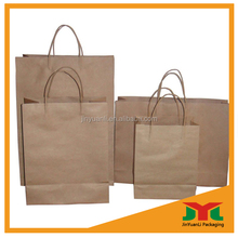 Hot Sale Kraft Paper Bag With Handle Philippines