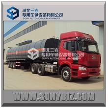 3 Axles fuel tank truck,oil tank truck,fuel tank specification/oil tank truck/fuel tanker vehicle for sale