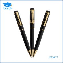 2015 the new style small gift items brand metal ball pens