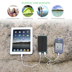 (HOT sale )solar power bank,power bank solar, solar charger for digital products