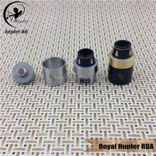Kepler 2015 newest atomizer Royal Hunter RDA best atomizer atomizer wholesale exgo w3 for wholesale in stock!!!