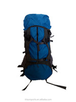 professional large capacity hiking/caming backpack with reinforced corners for traveling