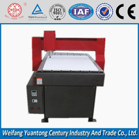 2014 factory directly selling cnc router for pattern making