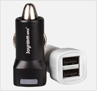 Custom Micro 3.1a dual usb car charger - pattent copyright and paypal