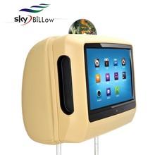 9'' high quality new model on-headrest tablet portable car dvd
