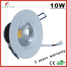 6 inch ultra thin wifi 10w cob ip65 led downlight 10w,motion sensor fire rated trimless 30w led downlight 50w
