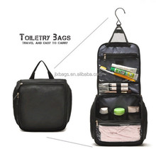 Wholesale funtional men toiletry bag & hanging travel toiletry bag
