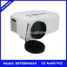 UC30 Mini Projector,NO.195 phone projector android led lamp
